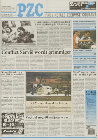 Provinciale Zeeuwse Courant 1996-12-09