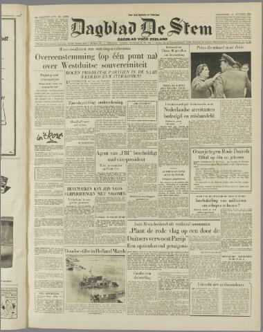 de Stem 1954-10-21