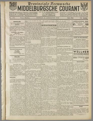 Middelburgsche Courant 1930-08-22
