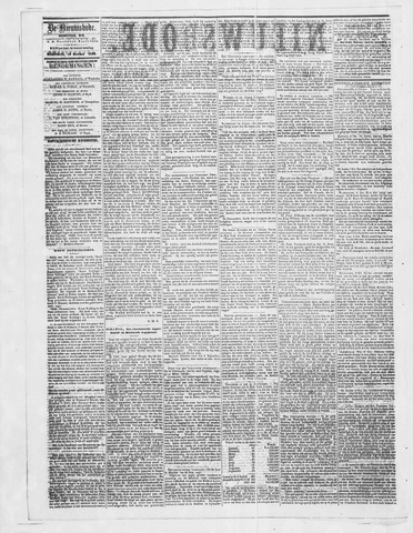 Sheboygan Nieuwsbode 1859-10-19