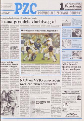 Provinciale Zeeuwse Courant 1990-07-09