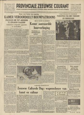 Provinciale Zeeuwse Courant 1960-03-11