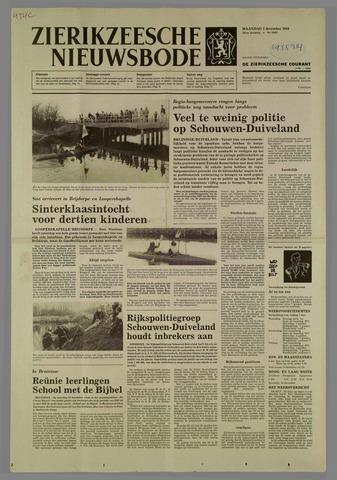 Zierikzeesche Nieuwsbode 1984-12-03