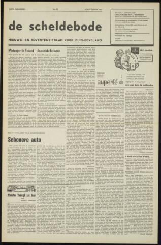 Scheldebode 1971-11-05