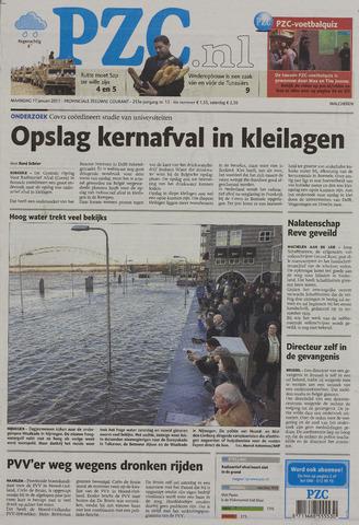 Provinciale Zeeuwse Courant 2011-01-17