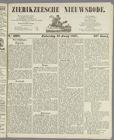 Zierikzeesche Nieuwsbode 1863-06-20