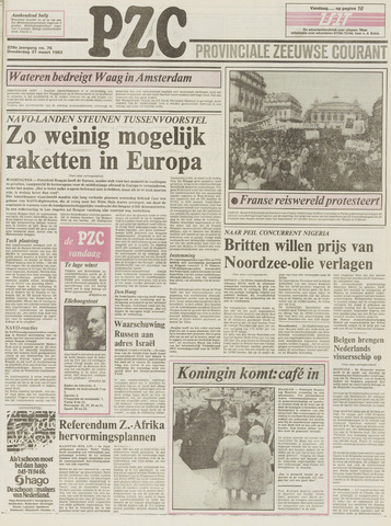 Provinciale Zeeuwse Courant 1983-03-31