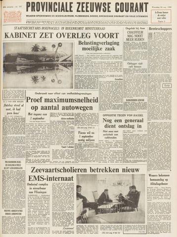 Provinciale Zeeuwse Courant 1966-08-24