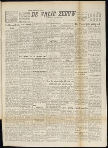 de Vrije Zeeuw 1948-08-28