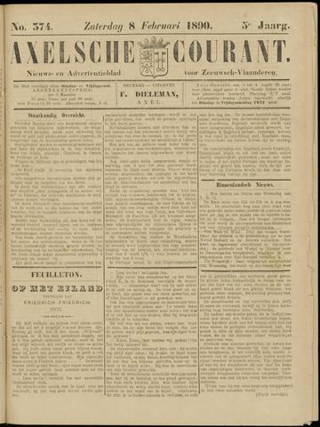 Axelsche Courant 1890-02-08