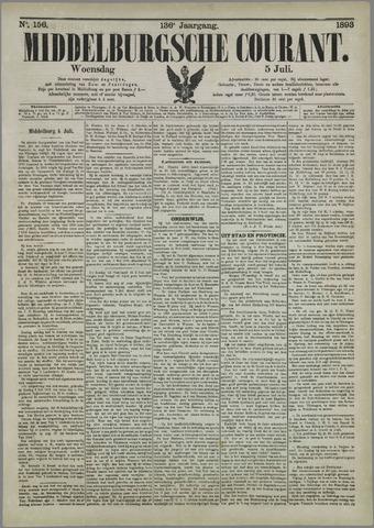 Middelburgsche Courant 1893-07-05