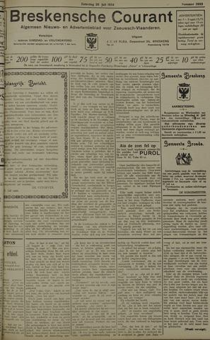 Breskensche Courant 1934-07-28