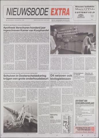 Zierikzeesche Nieuwsbode 1995-08-16