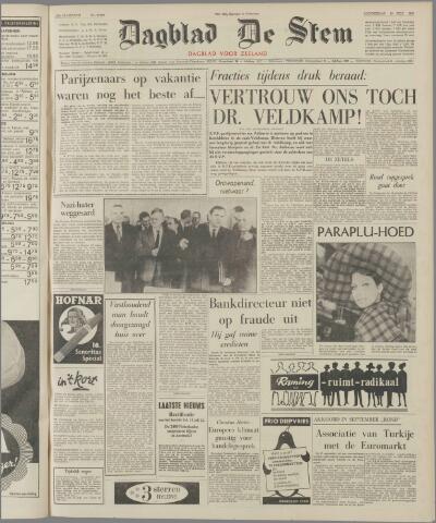 de Stem 1963-07-18