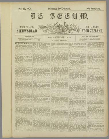 De Zeeuw. Christelijk-historisch nieuwsblad voor Zeeland 1901-10-29
