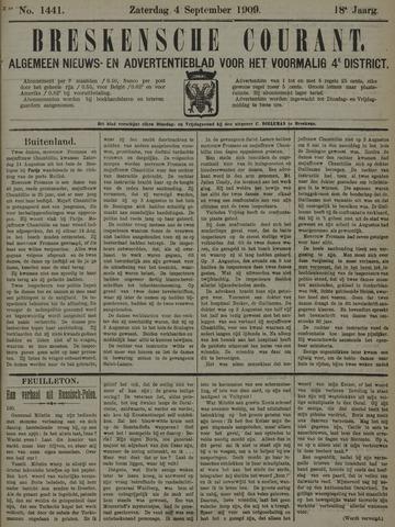 Breskensche Courant 1909-09-04