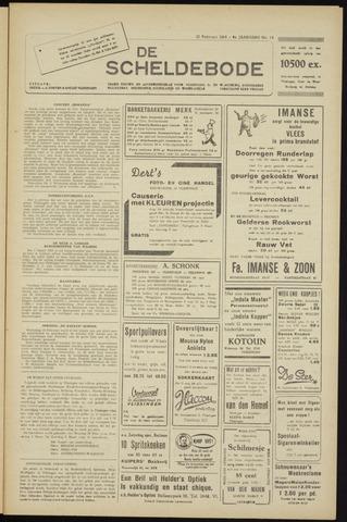 Scheldebode 1955-02-25