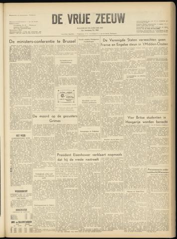 de Vrije Zeeuw 1957-01-28
