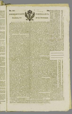 Middelburgsche Courant 1809-09-28