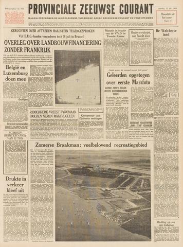 Provinciale Zeeuwse Courant 1965-07-17