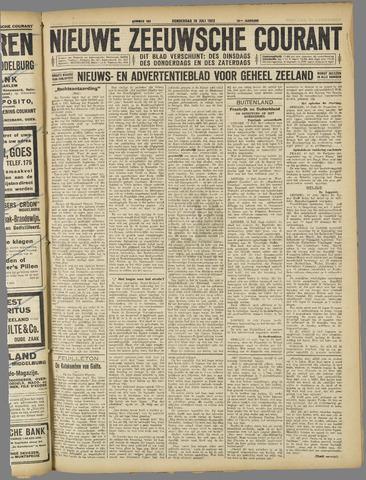 Nieuwe Zeeuwsche Courant 1923-07-19