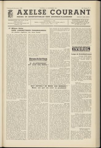 Axelsche Courant 1965-11-13