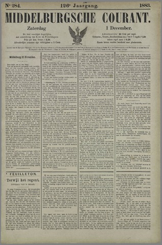 Middelburgsche Courant 1883-12-01