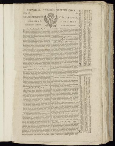 Middelburgsche Courant 1801-05-05