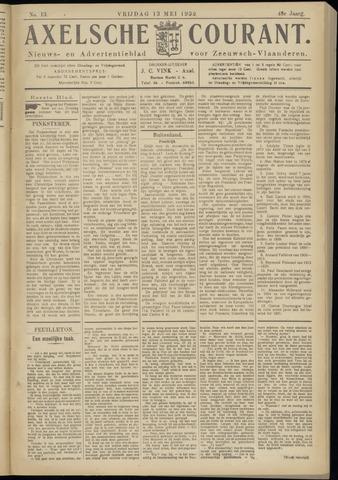Axelsche Courant 1932-05-13