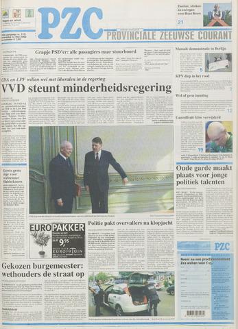 Provinciale Zeeuwse Courant 2002-05-22