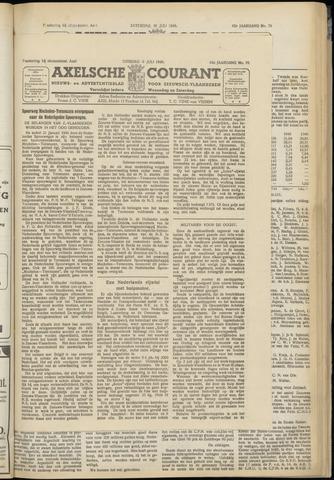 Axelsche Courant 1948-07-06