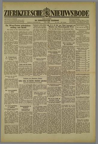 Zierikzeesche Nieuwsbode 1952-09-10