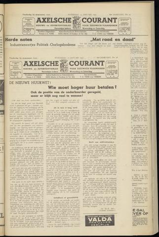Axelsche Courant 1951-01-10