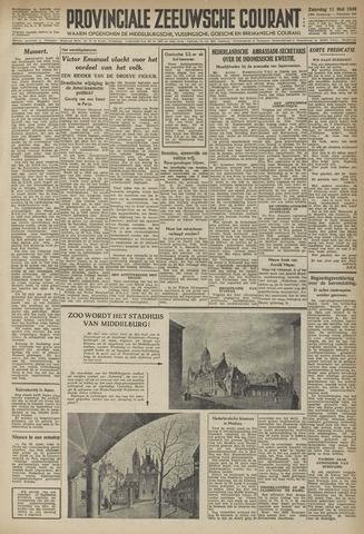 Provinciale Zeeuwse Courant 1946-05-11