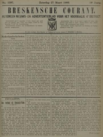 Breskensche Courant 1909-03-27