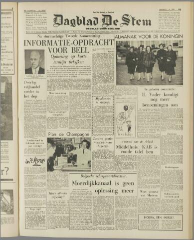 de Stem 1958-12-16