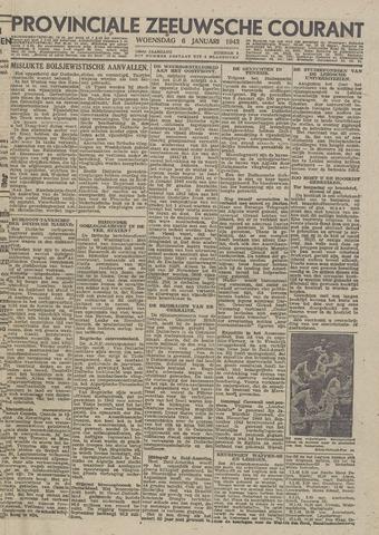 Provinciale Zeeuwse Courant 1943-01-06