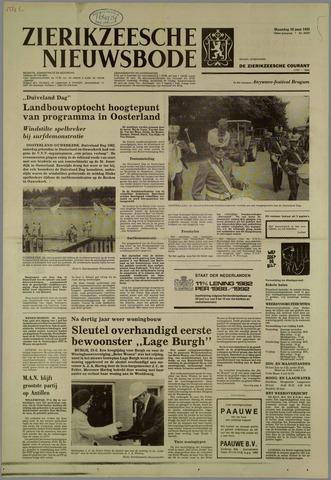 Zierikzeesche Nieuwsbode 1982-06-28