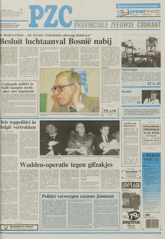 Provinciale Zeeuwse Courant 1994-01-22