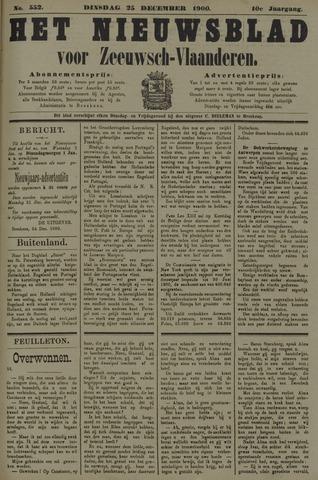 Nieuwsblad voor Zeeuwsch-Vlaanderen 1900-12-26
