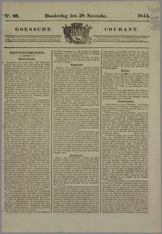 Goessche Courant 1844-11-28