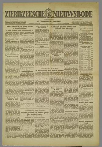 Zierikzeesche Nieuwsbode 1952-07-31