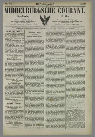 Middelburgsche Courant 1887-03-03