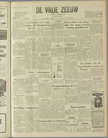 de Vrije Zeeuw 1959-10-27