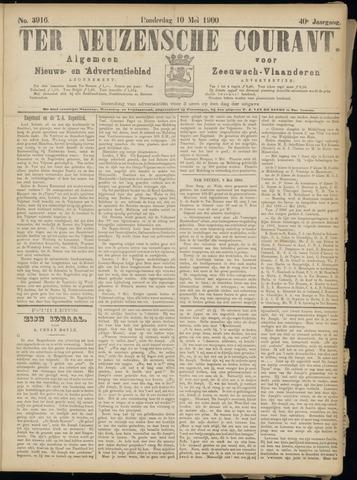 Ter Neuzensche Courant. Algemeen Nieuws- en Advertentieblad voor Zeeuwsch-Vlaanderen / Neuzensche Courant ... (idem) / (Algemeen) nieuws en advertentieblad voor Zeeuwsch-Vlaanderen 1900-05-10