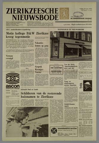 Zierikzeesche Nieuwsbode 1976-06-25