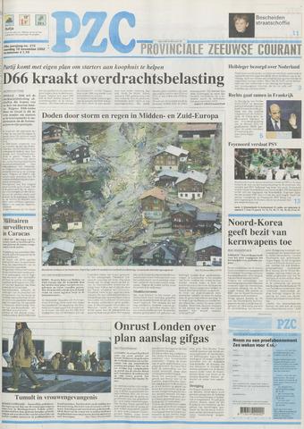 Provinciale Zeeuwse Courant 2002-11-18
