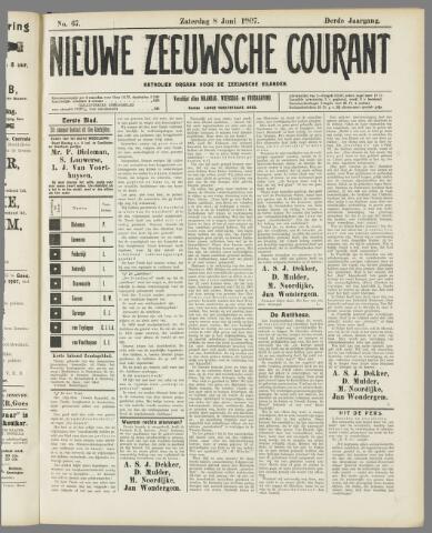Nieuwe Zeeuwsche Courant 1907-06-08