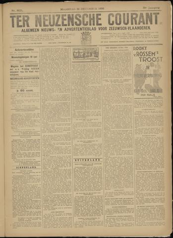 Ter Neuzensche Courant. Algemeen Nieuws- en Advertentieblad voor Zeeuwsch-Vlaanderen / Neuzensche Courant ... (idem) / (Algemeen) nieuws en advertentieblad voor Zeeuwsch-Vlaanderen 1930-12-22