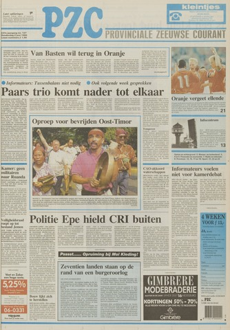 Provinciale Zeeuwse Courant 1994-06-02